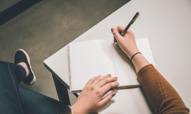 Usare la scrittura come pratica meditativa