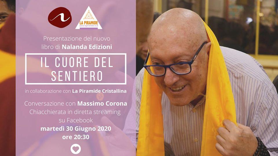 Massimo Corona presenta Il cuore del sentiero