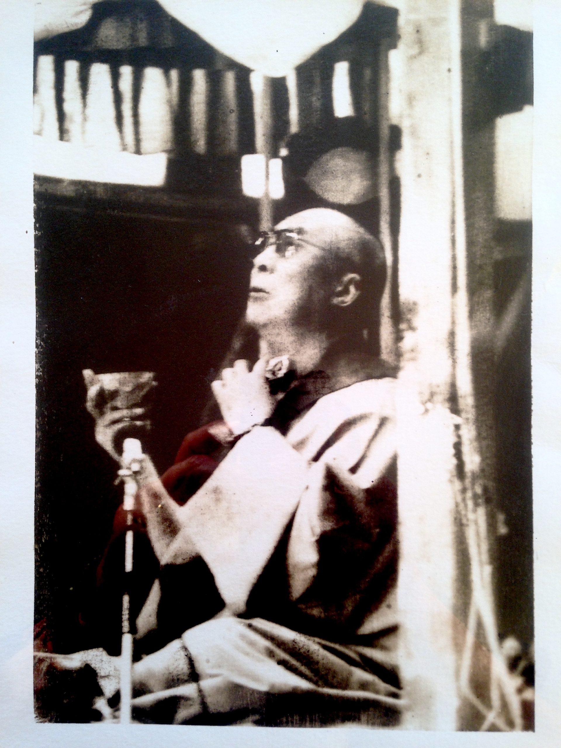 Un grazie da Sua Santità il Dalai Lama