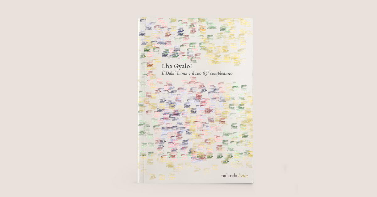 Lha Gyalo! edizione cartacea